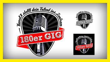 Logo: 180ga Gig